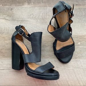 UO x Jeffrey Campbell Syrus Platform Heels